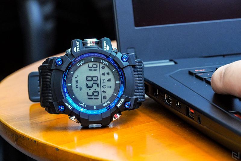 Đồng hồ thông minh No.1 F2