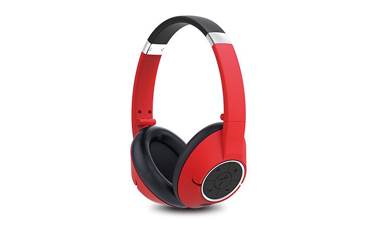 Tai nghe bluetooth HS-930BT màu đỏ