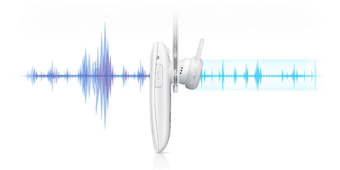 Tai nghe bluetotoh Samsung HM3300 chính hãng thiết kế rất nhỏ gọn khi đeolên sẽ làm cho bạn không có cảm giác phiền hà