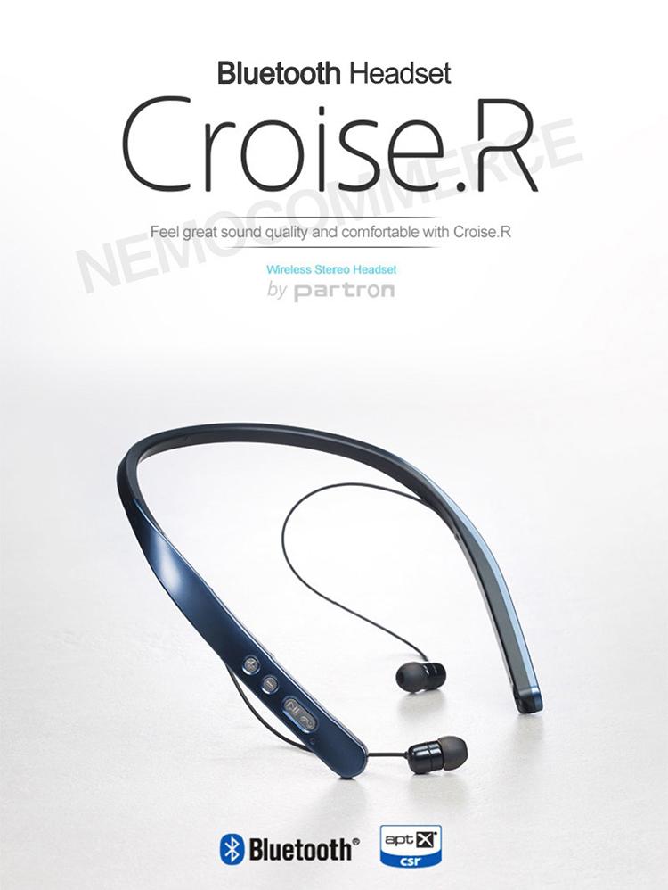 Tai nghe Bluetooth Croise.R PBH-200 hãng chính hãng nên bạn hoàn toàn tin dùng