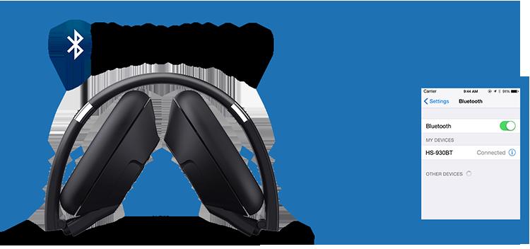Được sử dụng công nghệ bluetooth v4.0 và công nghệ Mulitipont kết nối hai thiết bị cùng một lúc.