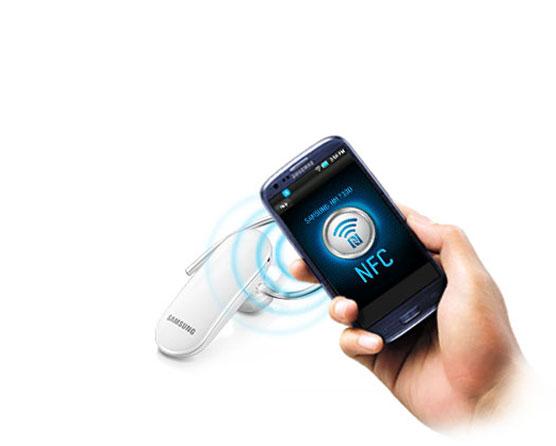 Tích hợp công nghệ NFC chỉ cần một cú chạm