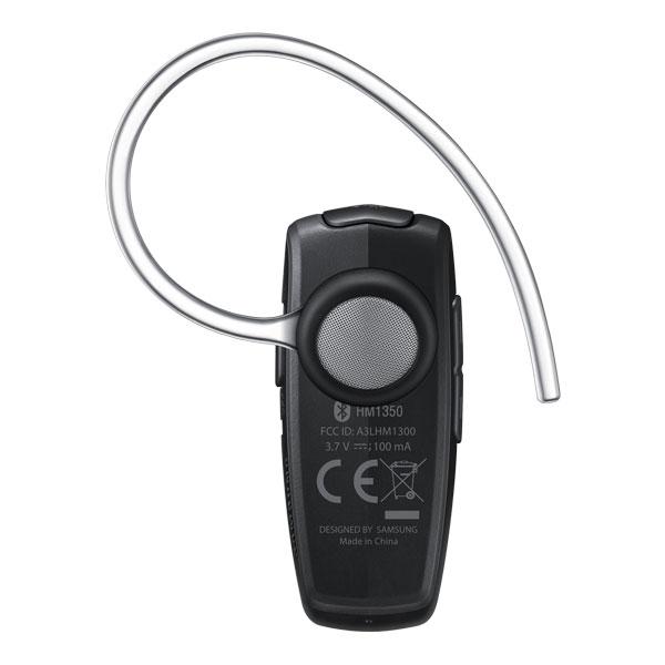 Mặt trong tai nghe được in các thông số kỹ thuật và các cảnh báo.