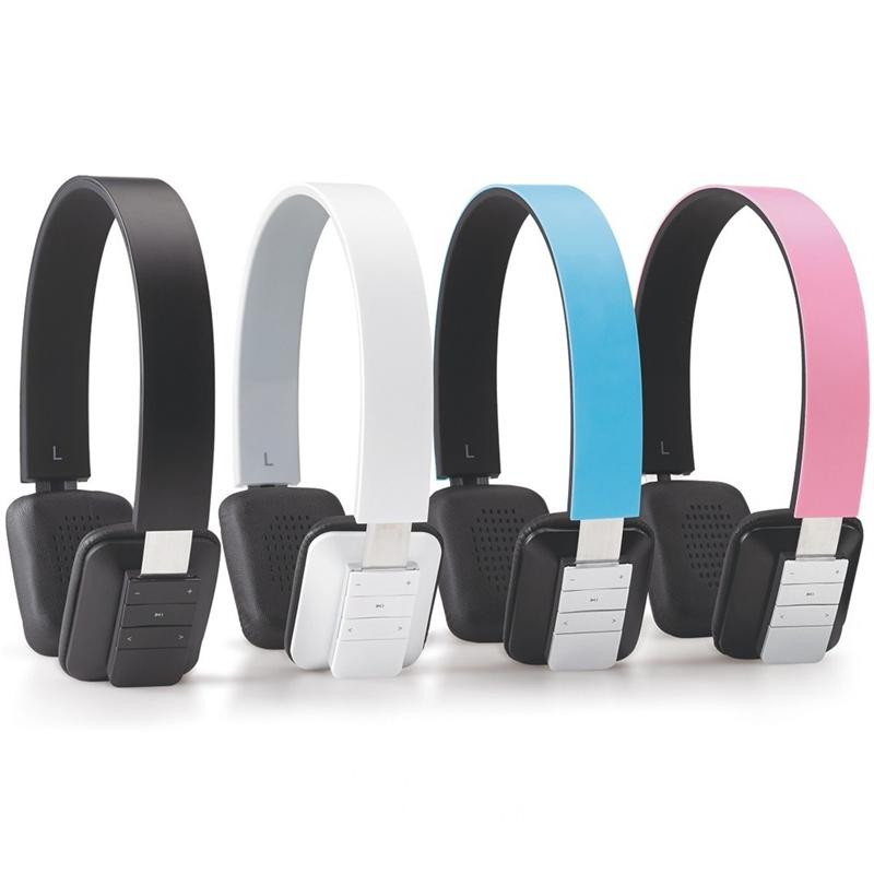 Tai nghe Bluetooth Genius HS 920BT chính hãng đưucọ thiết kế với nhiều màu sắc năng động và trẻ trung.
