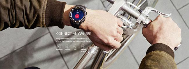 Đồng hồ thông minh Huawei Watch 2 2018