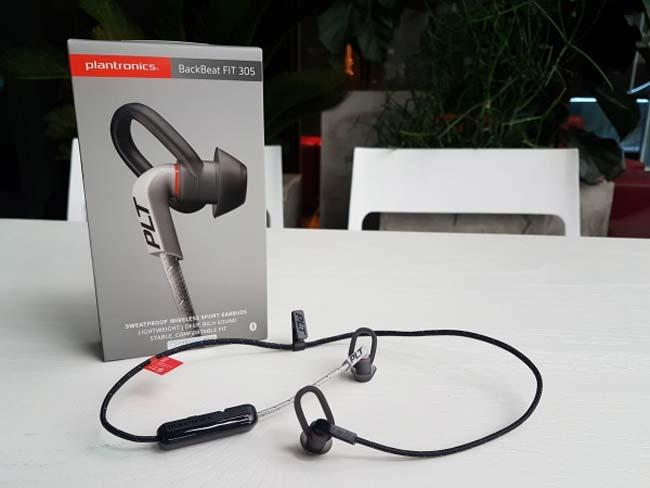 Hướng dẫn kết nối tai nghe Bluetooth BackBeat Fit 305 chính hãng