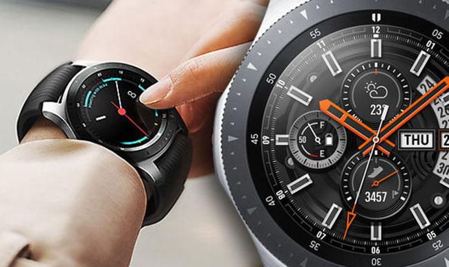 Đồng hồ Galaxy watch 46mm bản LTE