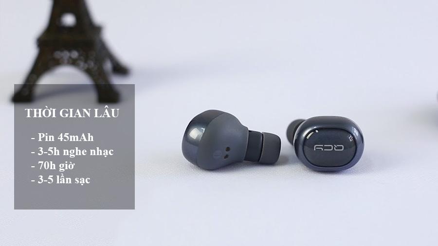 Tai nghe bluetooth QCY Q29 thiết kế nhỏ gọn