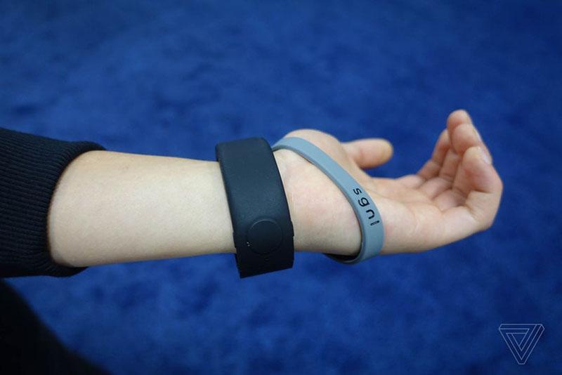 Vòng đeo tay thông minh